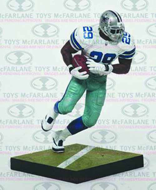 TMP Sports NFL Series 31 Demarco Murray Action Figure Case -- SEP121726