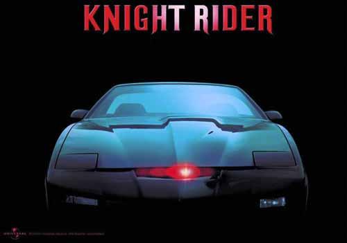 Hot Wheels Cult Classics Knightrider 1/43 Kitt Die-Cast -- SEP121738