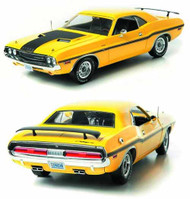 NCIS 1/18 1970 Dodge Challenger R/T Die-Cast Car -- SEP121741