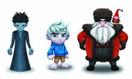 Rise Of The Guardians 12-Piece Plush Assortment--DreamWorks -- SEP121742