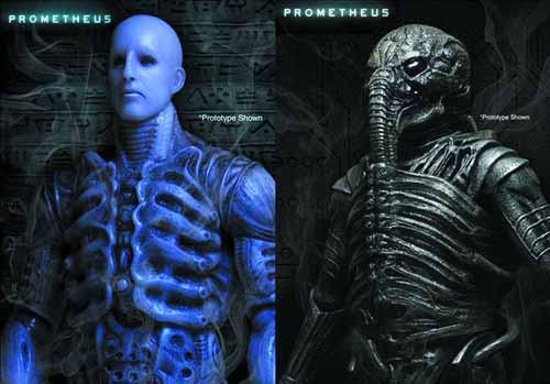 Prometheus Series 1 Action Figure Assortment -- SEP121743