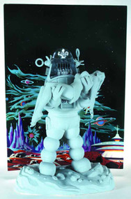 Forbidden Planet Robby Poster Edition 1/12 Model Kit -- SEP121757