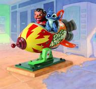 Disney Lilo & Stitch 10th Anniversary Storefront Statue -- SEP121762