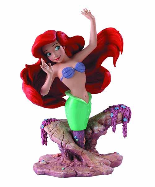 Disney Grand Jester Ariel Mini-Bust -- SEP121763