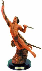 Tarzan 100Th Anniversary Statue -- Edgar Rice Burroughs -- SEP121766