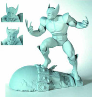 Wolverine 1/8 Snap Model Kit -- X-Men X-Force Marvel -- SEP121772