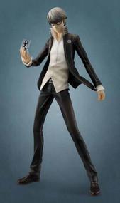 Persona 4 The Animation Yu Narukami Gem PVC Figure -- SEP121789