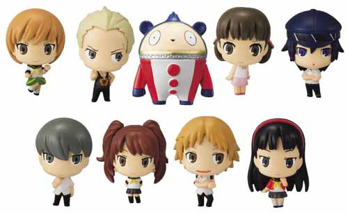 Persona 4 The Animation Summer Gcc 20-Piece Ds -- SEP121790