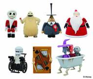Nightmare Before Christmas NBX Kubrick Dx 10-Piece Box Set -- SEP121797
