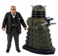 Doctor Who Victory Of The Daleks Action Figure Set -- SEP121799