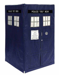Doctor Who Expanding Tardis Tent -- SEP121810