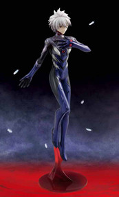 Evangelion 2.0 Kaoru Nagisa Gem PVC Figure -- SEP121817