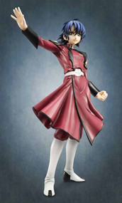 Mobile Suit Gundam SEED MSGS Athrun Zala Gem PVC Figure -- SEP121825