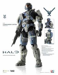Halo Commander Carter 1/6 Scale Figure -- SEP121827