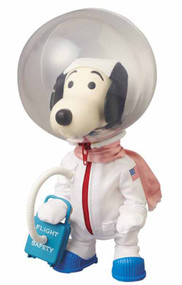 Peanuts Snoopy Vinyl Collector Doll VCD Astronauts Version -- SEP121833