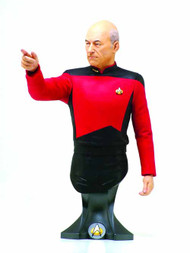 Star Trek Captain Jean-Luc Picard Mini Bust -- Titan -- SEP121836
