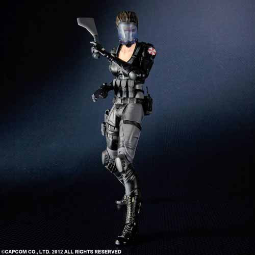 Resident Evil Orc Play Arts Kai Lupo Action Fig Square Enix -- SEP121850