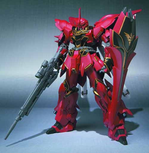 Robot Spirits Gu Sinanju Action Figure -- SEP121863