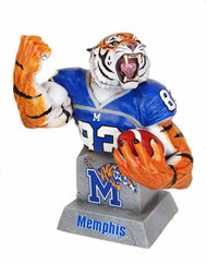 MX Collectibles Memphis Tigers Bust -- APR121790