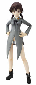 Strike Witches Gertrud Barkhorn AGP Action Figure -- SEP121870