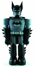 Batman Robot Invader Vinyl Figure Grey Version--DC Comics -- SEP121916