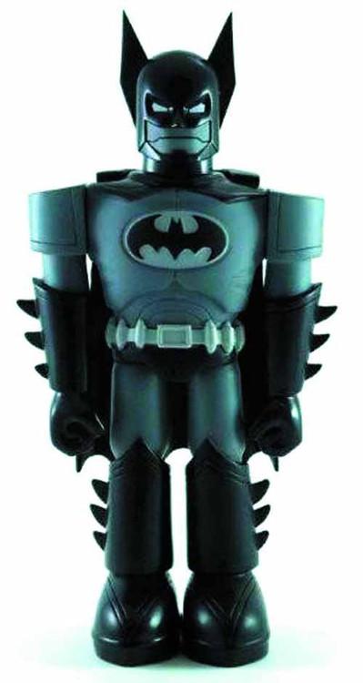 Batman Robot Invader Vinyl Figure Grey Version--DC Comics -- SEP121916