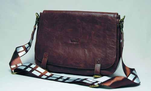 Star Wars Chewbacca Replica Messenger Bag -- SEP122028