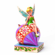 Disney Traditions Tinkerbell On Ornament Figure -- SEP122043