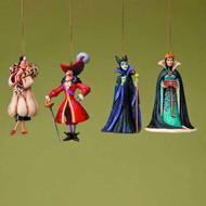 Disney Traditions Villain Ornament Set -- SEP122048