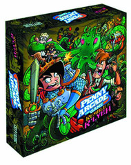 Penny Arcade Dbg Rumble In Rlyeh Expansion -- Cryptozoic -- SEP122064