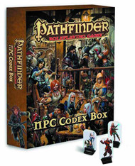 Pathfinder Roleplaying Game NPC Codex Box -- SEP122080