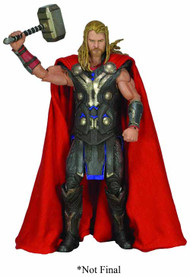 Thor Dark World 1/4 Scale Action Figure -- Avengers -- SEP131953