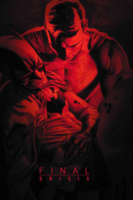 Absolute Final Crisis HC -- MAY120288