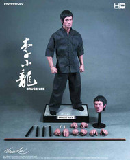 Bruce Lee HD Masterpiece Action Figure -- Enterbay -- FEB131718