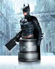 Dark Knight Rises Batman With EMP Rifle Bust -- FEB130264