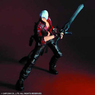Devil May Cry 3 Play Arts Kai Dante Action Figure -- MAR132079