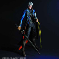 Devil May Cry 3 Play Arts Kai Vergil Action Figure -- MAR132080