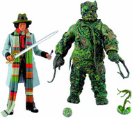 Doctor Who Seeds Of Doom Action Figure 2-Pack -- MAR132035