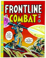 EC Archives Frontline Combat HC Vol 01 -- NOV110984