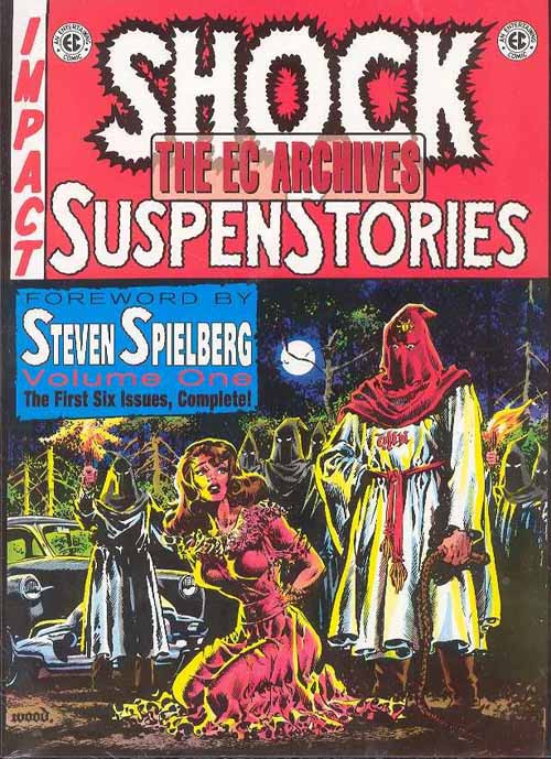 EC Archives Shock Suspenstories HC Vol 01 -- SEP121076
