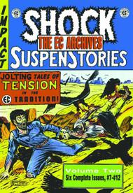 EC Archives Shock Suspenstories HC Vol 02 -- SEP121077