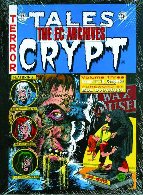 EC Archives Tales From The Crypt HC Vol 03 -- SEP121075