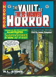 EC Archives Vault Of Horror HC Vol 01 -- SEP121078