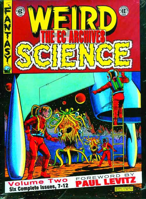 EC Archives Weird Science HC Vol 02 -- MAY121149