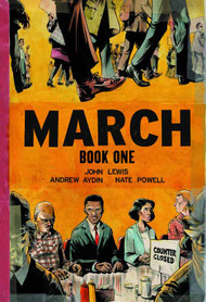 March Graphic Novel GN Book 01 New Printing -- NOV131244