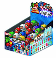 Marvel Heroes Erasers Blind Egg Dsp Assortment -- NOV132336