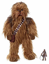 Star Wars Realistic Talking 24In Chewbacca Plush -- SEP121837