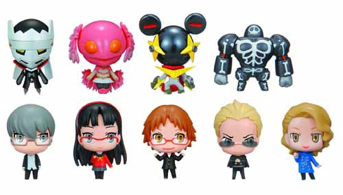 Persona 4 The Animation Gcc 15-Piece DS -- APR121809