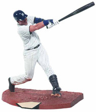 TMP MLB Series 31 Derek Jeter Action Figure Case--McFarlane -- FEB131624