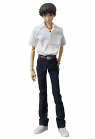 Evangelion 2.0 Shinji Ikari Real Action Hero RAH School Ver -- SEP121815